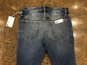 Rise Skyler Smith Størrelse Crop Kvinder Jeans Blå Mid Joe's Skinny Nwt 26 TqYZSPwfxZ