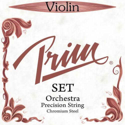 Violin//Geigen Saiten PRIM ganzer Satz Größe 4//4 verschiedene Stärken ***NEU***