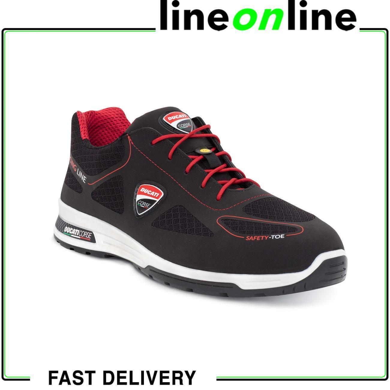Zapatos de seguridad Ducati – FTG Sepang S3 SRC