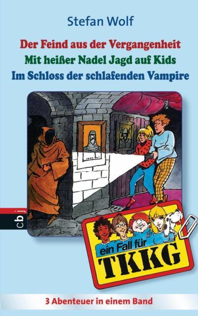 TKKG - Sammelband 14 von Stefan Wolf (2006, Gebundene Ausgabe)