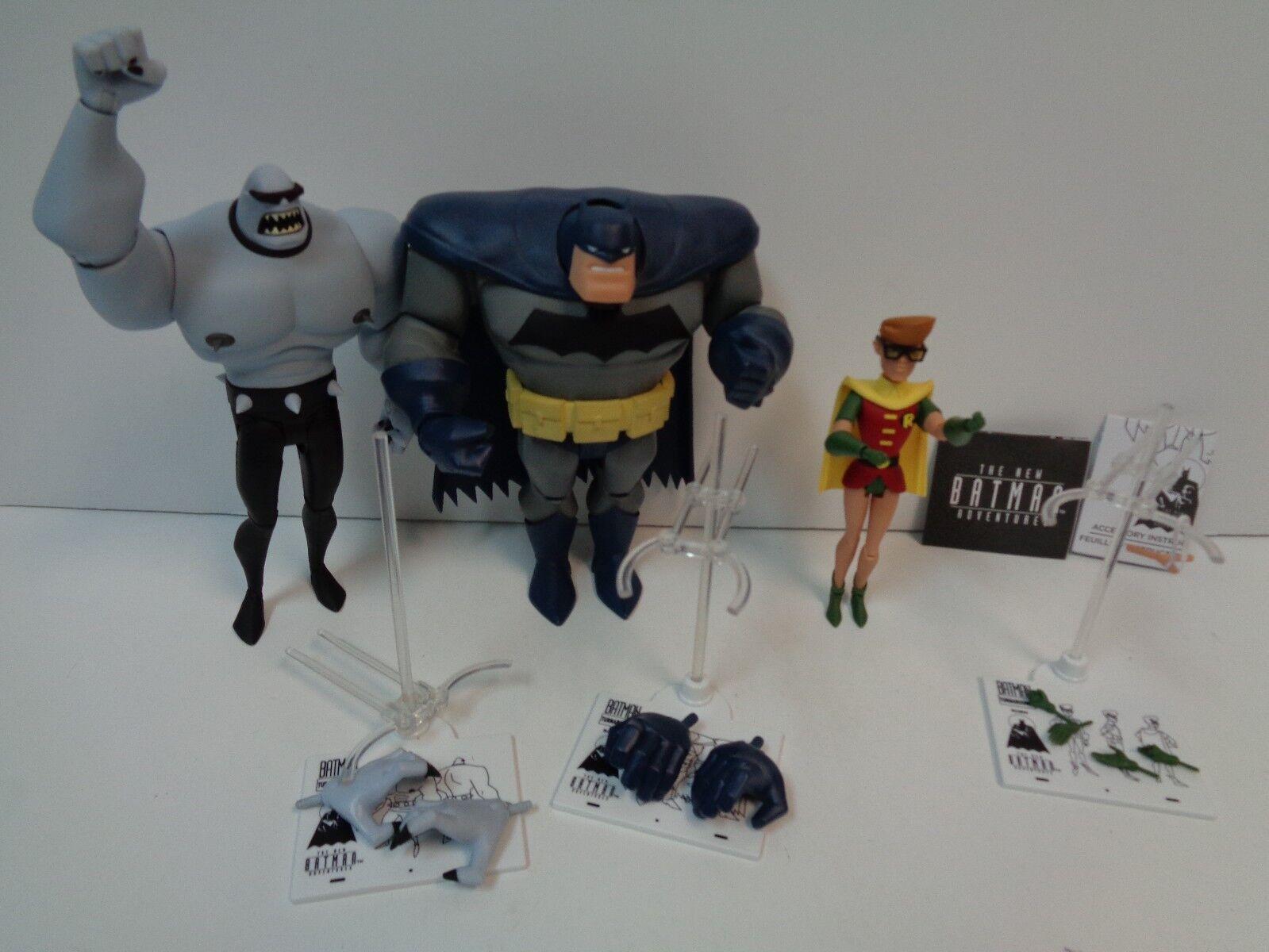 DC Comics TALES OF THE DARK KNIGHT Batman Adventures DC Collectibles 3 Figures