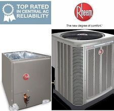 3.5 Ton R-410A 14SEER  A/C Condensing Unit & Evaporator Coil