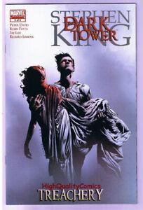 NM Gunslinger Stephen King DARK TOWER TREACHERY 2 2008