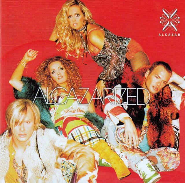 ALCAZAR : ALCAZARIZED / CD - TOP-ZUSTAND