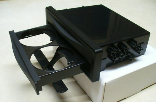 Double DIN Drink Cup Holder Tray Mitsubishi GTO EVO
