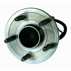 Wheel Bearing and Hub Assembly Rear-Left//Right Precision Automotive 512312