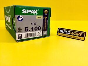 SPAX-Wood-Screw-F-CSK-Pozi-5mm