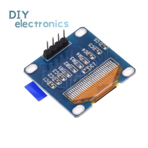 Bleu 0.96 I2C Série 128X64 OLED LCD affichage SSD1306 Arduino STM32 51 US
