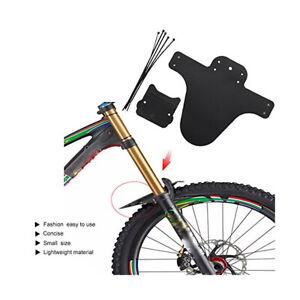New-Mountain-Bike-Front-Fender-Set-Mud-Guard-MTB-Bike-Mudguard-Marsh-Guard