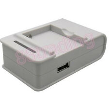 Ranura de batería externa cargador de escritorio con adaptador de Reino Unido para LG P880 Optimus 4X HD