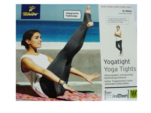 TCM Tchibo Yogatight Yoga Tight Hose Leggings Sporthose Fitnesshose M 40 42