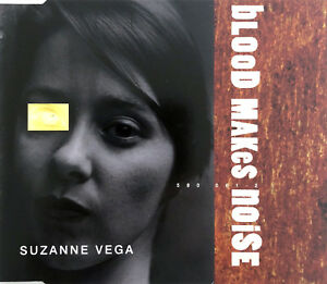 Suzanne-Vega-Maxi-CD-Blood-Makes-Noise-Europe-M-EX