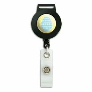 Cute-Blue-Easter-Egg-with-Daisies-Lanyard-Retractable-Reel-Badge-ID-Card-Holder