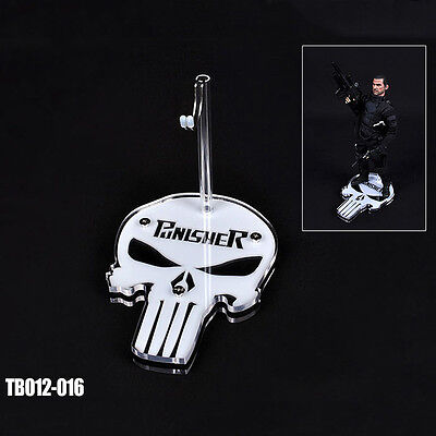 HOT FIGURE TOYS 1/6 The theme crystal platform The Punisher style