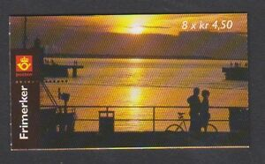 Norway-1998-Tourism-Booklet-of-8-x-4k50-stamps-MNH-SG-SB112