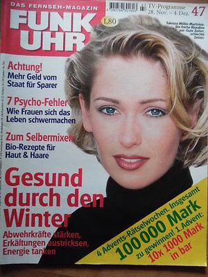 Martinius nackt tokessa German soaps: