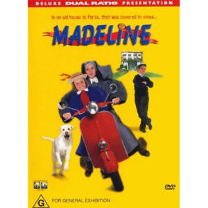 Madeline-NEW-DVD-Region-4-Australia