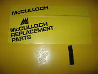 Mcculloch Chainsaw Sp125 Rod Needle Bearing Kart