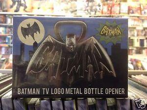 Batman TV Series Logo Metal Bottle Opener from Diamond Select