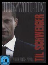 DVD TIL SCHWEIGER HOLLYWOOD BOX - 2 FILME - THE BODYGUARD & U-BOAT *** NEU ***