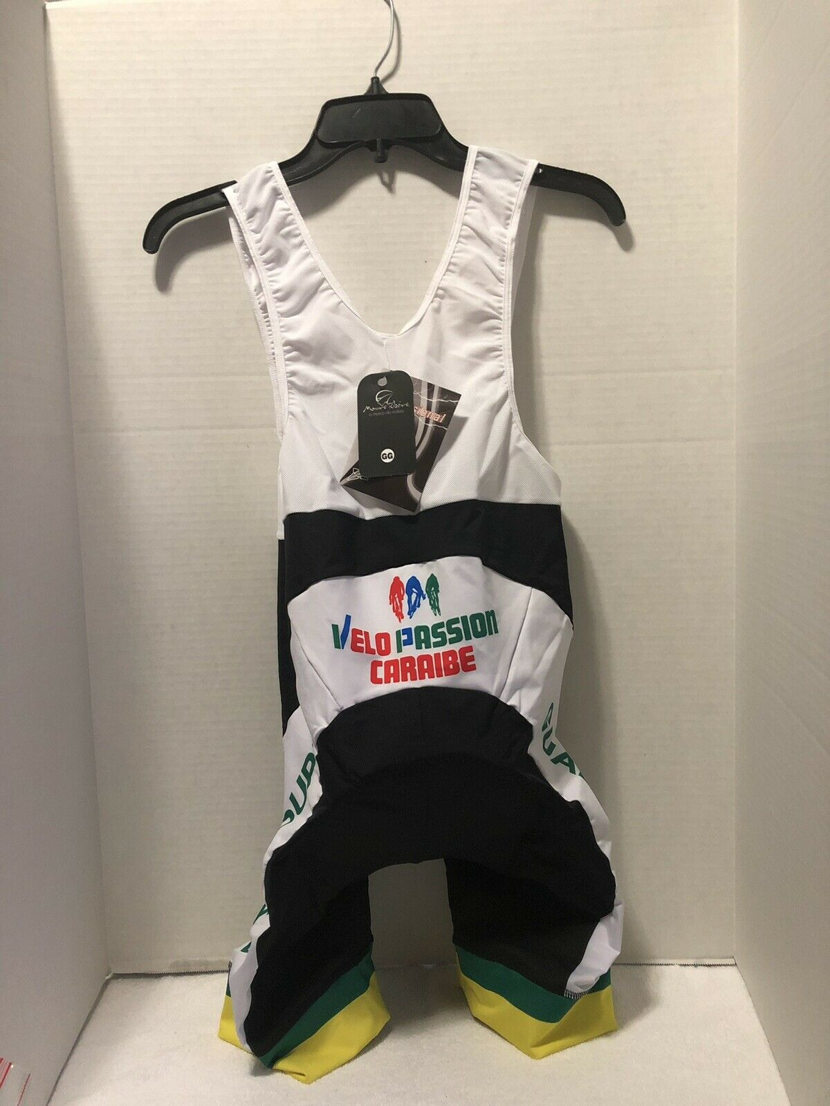 Authentic Mauro  Ribeiro Racing Bicycle, One Piece Suit Size GG XL Adults  global distribution