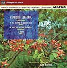 Rimsky - Korsakov Capriccio Espagnol Vinyl LP Hiqlp055
