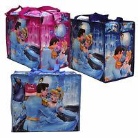 Licensed Disney Princess Lightweight Shopping Bag/duffel Bag/all Purpose Bag