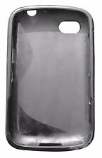 Blackberry Bold Silicone Gel Skin Back Case Protection Case Cover