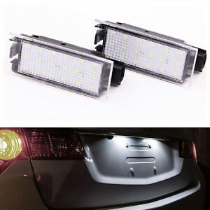 ECLAIRAGE-PLAQUE-LED-RENAULT-LAGUNA-2-3-MEGANE-2-BERLINE-LAGUNA-3-COUPE-BLANC