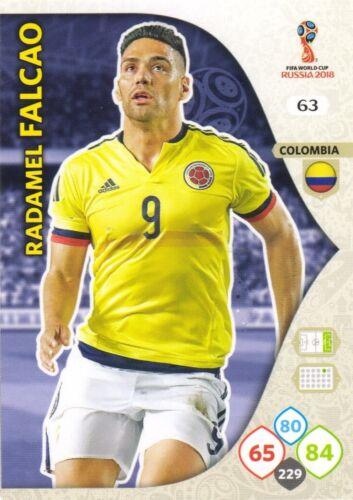PANINI ADRENALYN XL FIFA WORLD CUP 2018 RUSSIA-SCEGLI LE TUE CARTE Colombia