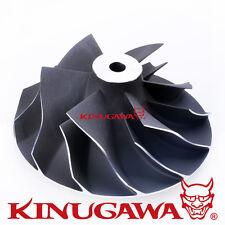 Kinugawa Turbocharger Compressor Wheel HKS T51R-SPL / GR-T77 6+6 Blade Balanced