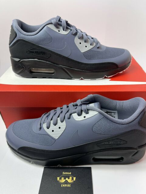 Size 10 - Nike Air Max 90 Ultra 2.0 Essential Gray - 875695-006 ...