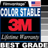 "3M COLOR STABLE 20% VLT 30"" x 78"" WINDOW TINT ROLL 76.2cm x 198.12cm"