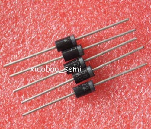 50 un. 1N5820 IN5820 20 V 3 A Nuevo diodo Schottky