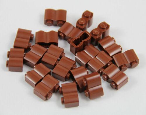 1X2 Bricks w// Vertical /& Horizontal Grills Walls Buildings U-Pick 100/% Lego 30