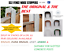 Indexbild 1 - FENCE NOISE STOPPERS (BAG of 12) *CHOICE OF 5 COLOURS* - STOPS RATTLING