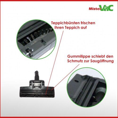 Turbodüse Turbobürste geeignet Siemens VS08G2214//03-15 dynapower XXL