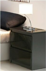 Lucia-Black-Gloss-2-Drawer-Bedside-Table-Black-High-Gloss