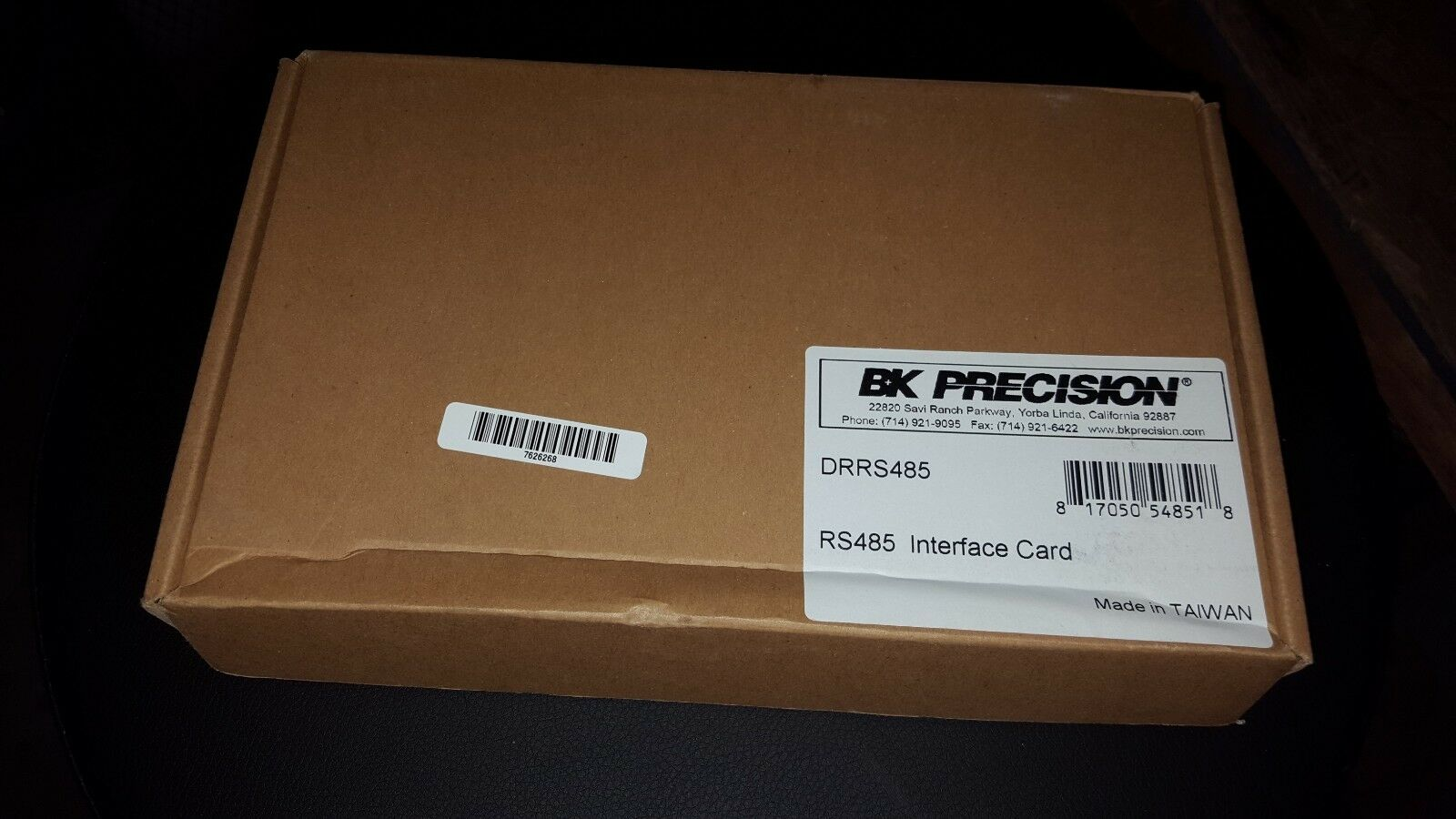 BK Precision DRRS485 RS485 Interface Card