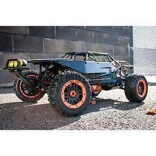 1/5 RTR King Motor RC Black T1000 30.5cc Gas Off-Road Truck HPI Baja 5T 5B Rovan