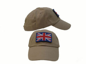 467bcd75716 Image is loading Coyote-Tan-Tactical-Operators-Cap-Colour-Union-Jack