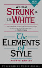 The Elements of Style by E. B. White, William Strunk (Hardback, 1999)