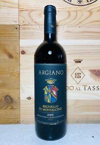 2001 Argiano Brunello di Montalcino DOCG,Tuscany, Italy