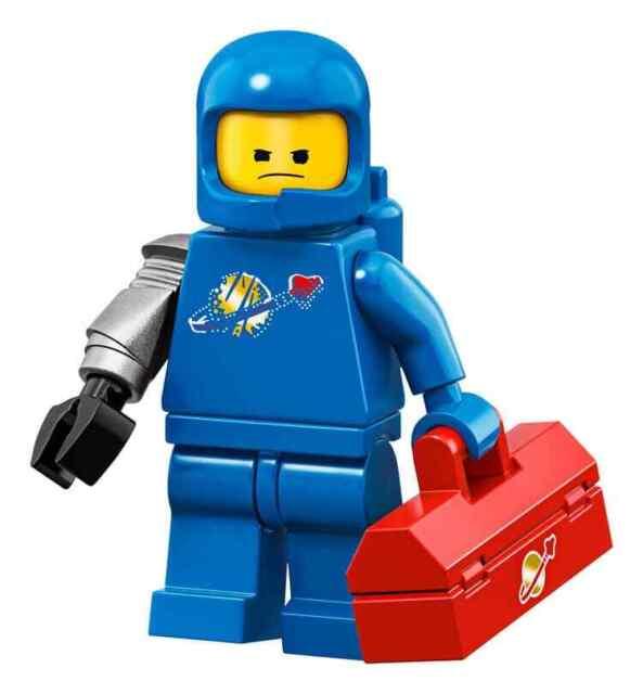 LEGO Movie 2 CMF Series #3 Apocalypse Benny, Brand New