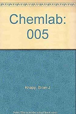 Chemlab by Knapp, Brian J.