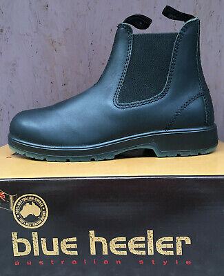 Blue Heeler Outback schwarz Stiefeletten Boots B-Ware ! Reitstiefel