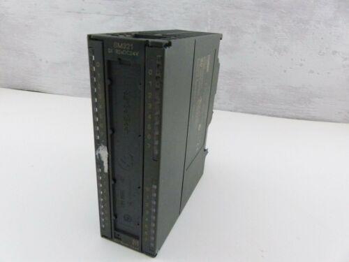Siemens Simatic s7 sm321 digital entrada 6es7 321-1bl00-0aa0 lo 5663 4