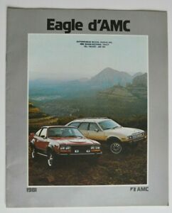 AMERICAN-MOTORS-AMC-EAGLE-1981-dealer-brochure-French-Canada