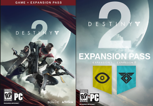 Details about Destiny 2 PC, 2017 Brand New Key + Expansion pass (AUS/ASIA  ONLY)