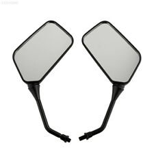 B27C 1 Set Black Universal Rear Mirrors Motorcycle Motorbike Side Rearview Mirro